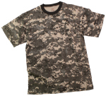 Rothco 6408 Rothco Kids T-Shirt - Subdued Urban Digital Camo
