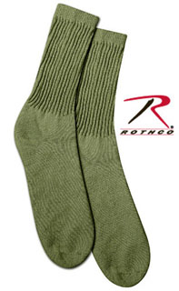 Rothco 6479 6479 Khaki Crew Sock