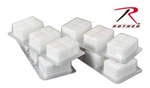 Rothco 648 Solid Fuel Cubes - 12/Pcs
