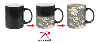 Rothco 649 Army Digital Camo Ceramic Mug