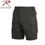 Rothco 65201 65201 65200 Rothco BDU Short Poly/Cotton