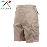 Rothco 65204 65204 65203 Rothco BDU Short Poly/Cotton