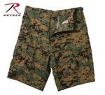 Rothco 65412 65412 Rothco BDU Short Poly/Cotton