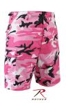 Rothco 65420 65420 Rothco Bdu Short P/C - Pink Camo