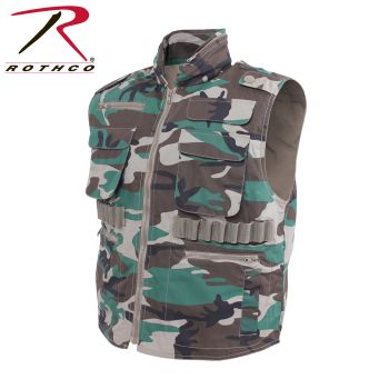 Rothco 6550 6550 Rothco &Trade; Camouflage Ranger Vest