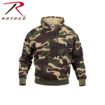 Rothco 6595 6595 Rothco Pullover Hooded Sweatshirt-Acu Digital