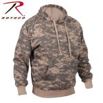 Rothco 6597 6597 Rothco Pullover Hooded Sweatshirt-Acu Digital