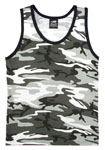 Rothco 6601 Rothco Tank Top / City Camo