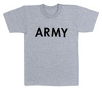 Rothco 66080 Kids Army Logo T-Shirt