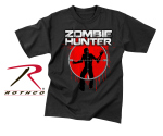 Rothco 66128 66128 Rothco T-Shirt / Zombie Hunter - Black