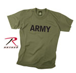 "Rothco 66136 Kid's Od ""Army"" T-Shirt"