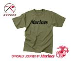 "Rothco 66157 Kid's Od ""Marine"" T-Shirt"
