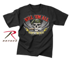 Rothco 66162 66162 Rothco Kill 'em All T-Shirt - Black