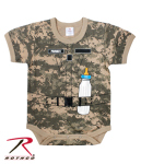 Rothco 67096 Rothco Infant One Piece - ACU Digital - Soldier