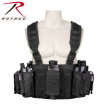 Rothco 67550 Rothco Operators Tactical Chest Rig - Black