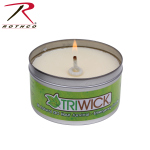 Rothco 676 Triwick 120 Hour Survival Candle / Stove