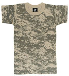 Rothco 6773 Boys ACU Digital T-Shirt
