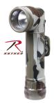 """Rothco 690 GI""""D"""" Anglehead Flashlight - Camouflage"""