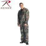 Rothco 7004 7004 Woodland Camo Flightsuits