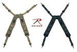 Rothco 7046 +rothco Gi Type H Style Lc-1 Suspenders - Black
