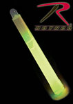 Rothco 707 Green 6'' Chemical Lightsticks