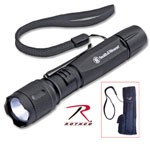 Rothco 7150 Smith & Wesson Galaxy Elite 100 Lumen Cree Led Flashlight