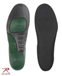 Rothco 7187 Military/Public Safety Insoles - Black