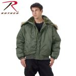 Rothco 7191 7191 Rothco N-2b Flight Jacket - Sage