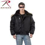 Rothco 7195 7195 Rothco N-2b Flight Jacket - Black