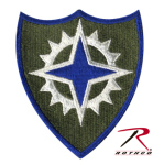 Rothco 72113 Patch - 16th Army Corps