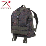 Rothco 7222 Rothco Large Transport Pack - Tiger Stripe