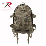Rothco 7234 Rothco Large Transport Pack-Multicam