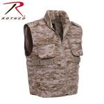 Rothco 72552 72552 Rothco Ranger Vest - Desert Digital Camo