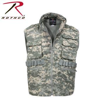 Rothco 7257 7257 Army Digital Camo Ranger Vest