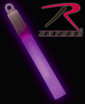 Rothco 725 Rothco Chemical Lightstick - Purple / 6''