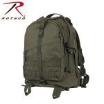 Rothco 72870 Rothco Large Transport Pack - Olive Drab