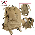 Rothco 7289 Coyote Large Transport Pack