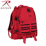 Rothco 72977 Rothco Large Transport Pack - Red