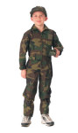Rothco 7308 Boy's Woodland Flight Coverall