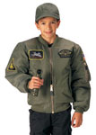 Rothco 7340 7340 Kids Top Gun Ma-1 Flight Jackets