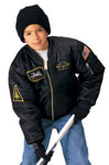 Rothco 7341 7341 Kids Top Gun Ma-1 Flight Jackets