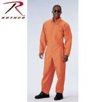 Rothco 7416 7416 Orange Flightsuits
