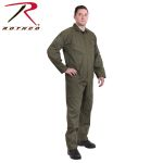 Rothco 7512 7512 7500 Olive Drab Flightsuits