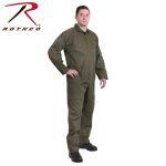 Rothco 7516 7516 7500 Olive Drab Flightsuits