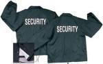 Rothco 7537 7648 Rothco Lined Coaches Jacket / Security