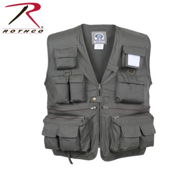 Rothco 7542 7542 Uncle Milty O.D. Travel Vest