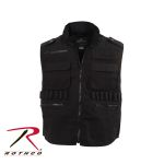 Rothco 7558 7558 Rothco Black Ranger Vests