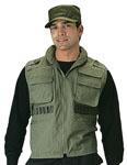 Rothco 7566 7566 Rothco  Olive Drab Ranger Vest