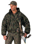 Rothco 7583 7583 Rothco Insulated Hooded Jacket - Smokey Branch Camo