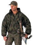Rothco 7584 7584 7583 Rothco Insulated Hooded Jacket - Smokey Branch Camo